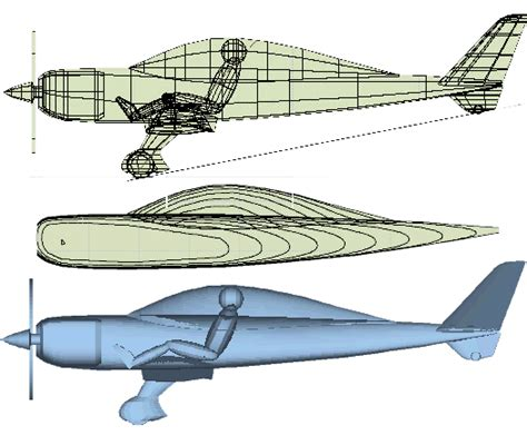 aircraft layout and detail design rds aircraft conceptual design software