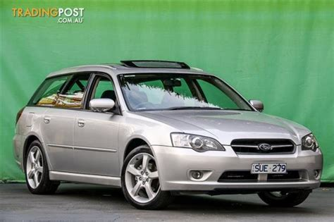 subaru liberty 2006 2006 subaru liberty safety pack b4 wagon for sale in