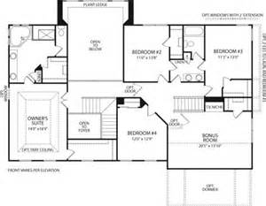 drees home plans langdon at the reserves of carmelle mason oh