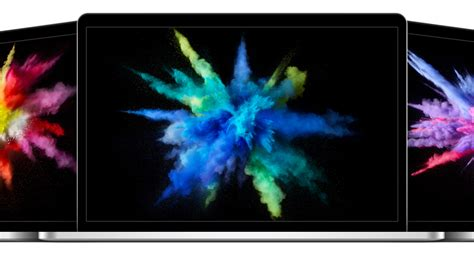 wallpaper for macbook pro 2016 grab the new ios inspired 5k color burst wallpapers for mac