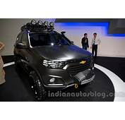 Chevrolet Niva Concept At The 2014 Moscow Motor Show