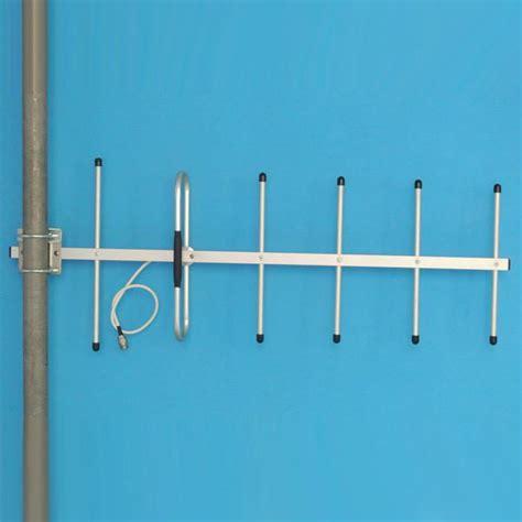 antenna manufacturer 12dbi 6 element directional uhf 433 mhz yagi antenna of foxtenna