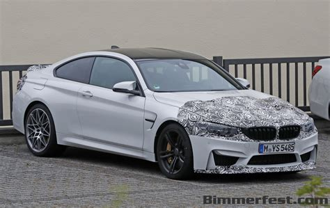 model bmw spied 2018 bmw m4 cs limited edition performance model