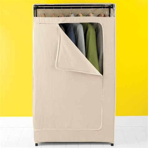 36 Inch Wardrobe Closet Portable Closet Canvas Clothes Closet The Container Store