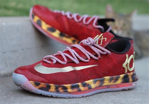 Amac Custom by Nike Kd 6 Elite Quot 2k14 Quot By Amac Customs Sneakernews