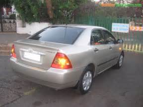 Used Cars For Sale Is South Africa 2006 Toyota Corolla Used Car For Sale In Johannesburg City