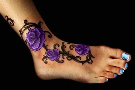 purple tattoo purple rose tattoo meaning memes