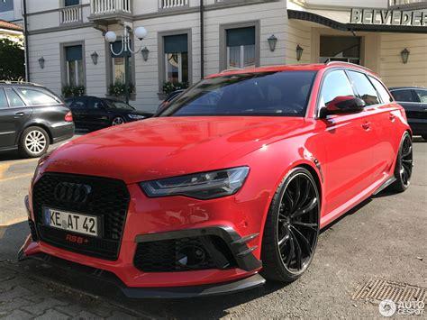 Audi Rs6 Abt by Audi Abt Rs6 Plus Avant C7 2015 3 Giugno 2017 Autogespot