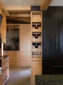 Japanese Style Kitchen Cabinets by Black Red Kitchen Color Theme And Eclectic Decorating
