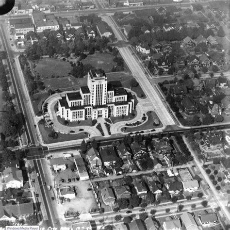 aborted cva a brief history of vancouver s city halls eve lazarus