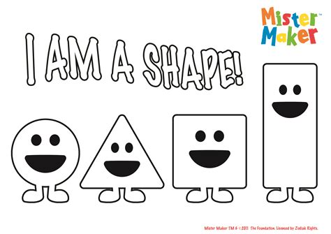 mister maker coloring page kidzone24 television new zealand entertainment tv