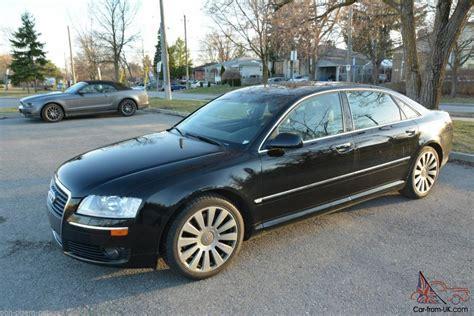 Audi A8 2006 by Audi A8 2006 Audi A8 L 4 2 Quattro Awd Black On Black