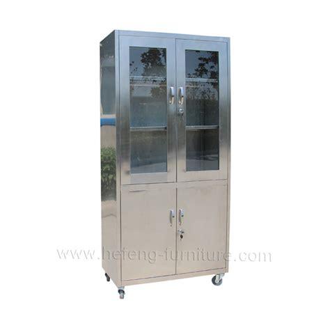 kabinet medis stainless steel hefeng furniture