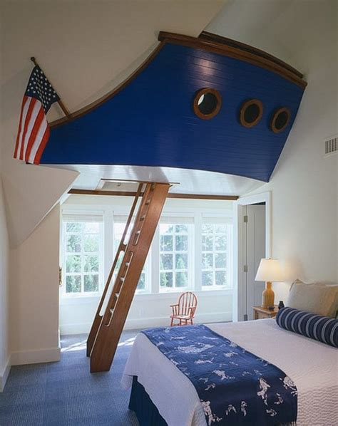 fun boys bedroom 25 amazing boat rooms for kids design dazzle