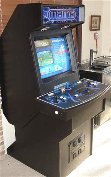mame arcade console build your own arcade controls news