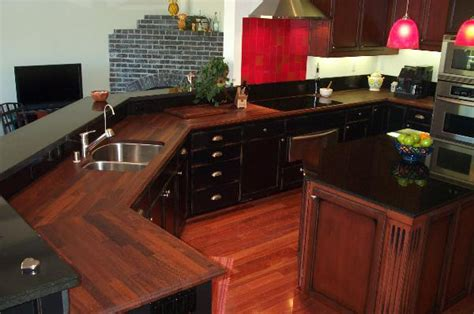 Real Wood Countertops by Colorado Cabinetry Building Beautiful Homes One Cabinet