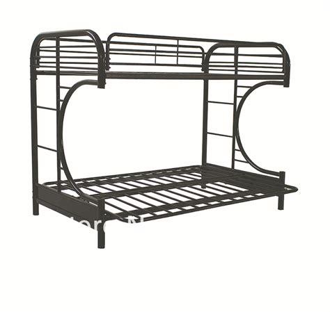double sofa bunk bed metal bunk bed powder coating cheap popular bed sofa