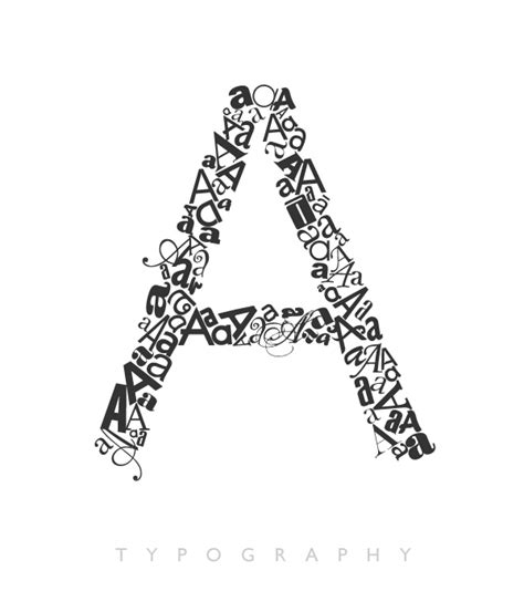 typography letters typography samanthaawitte