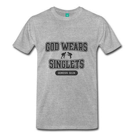Kaos Less Work More Soccer lighten up gear christian t shirts