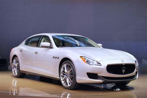 Maserati All Wheel Drive 2014 Maserati Quattroporte Cars Magazine