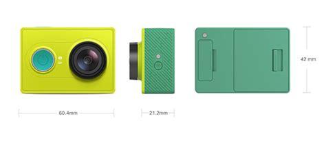 Pasaran Gopro Xiaomi xiaomi yi lasak 16mp dengan harga murah