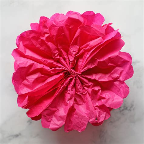 Flower From Tissue Paper - the craft patch tissue paper flowers the ultimate guide