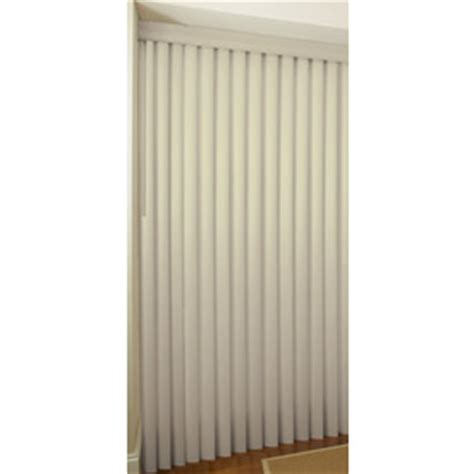 Room Darkening Vertical Blinds Shop Custom Size Now By Levolor 84 In L Sand Vinyl 3 5 In