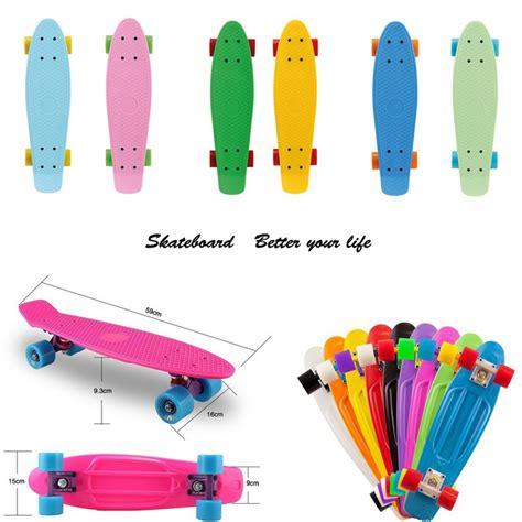 Harga Skate Board longboard harga papan maple canadian plastic skateboard