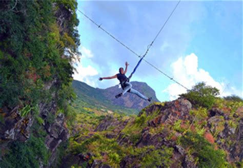 grand canyon swing casela world of adventures a fun day out in mauritius