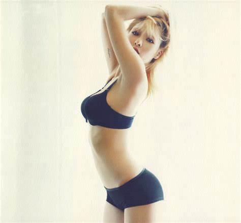 hyuna is as sexy as ever in recent photo shoot soompi hyuna one of korea s sexiest koogle tv