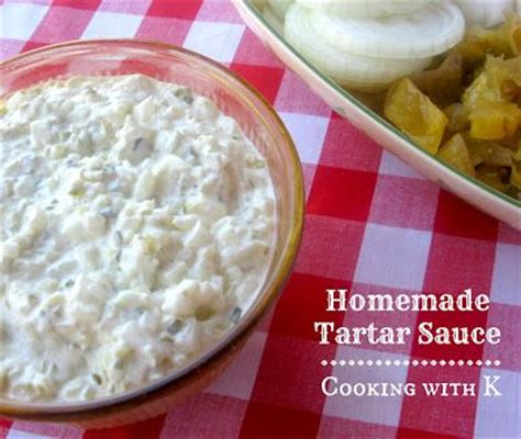 A Recipe That Complements Your Style by Tartar Sauce Is Sure To Compliment Southern Fried