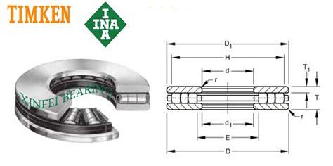 Roller Aftermarket Replika Roller Bearing Almunium 13 12 Af t 739 thrust cylindrical roller bearing 127x228 6x44 45mm t 739 bearing 127x228 6x44 45
