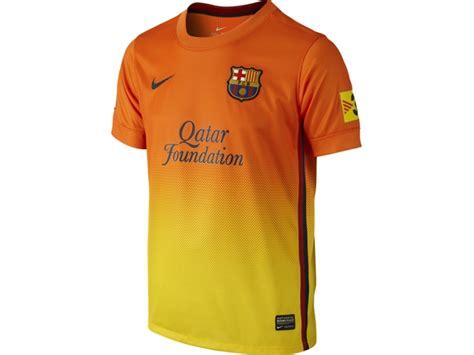 Jersey Barcelona Away 12 13 rbarc69j fc barcelona away shirt nike boys jersey 12 13 kit