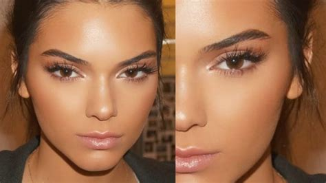 tutorial makeup kendall jenner kendall jenner makeup tutorial 2016 new mugeek vidalondon