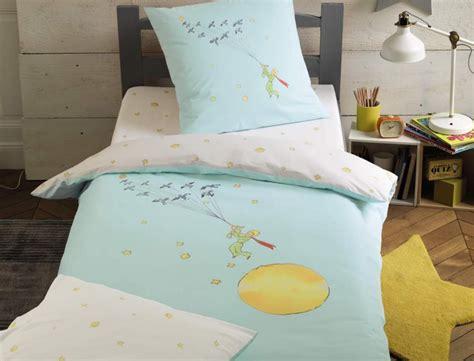 le pince lit linge de lit enfant petit prince linvosges