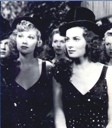 lucy o ball lucille ball and maureen o hara 2 natural redheads