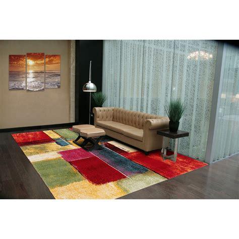 tappeto quadrato moderno 200x200 cm tappeto moderno nuovo realizzato con telaio