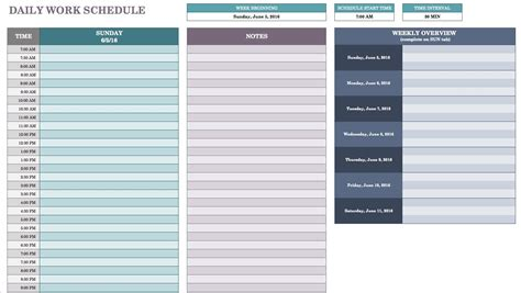 work schedule template monthly work schedule template 27 free
