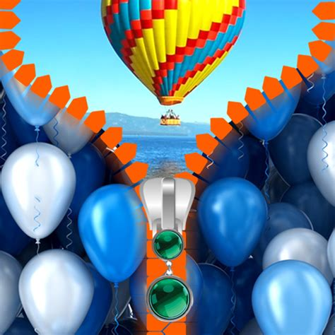 balloon pattern lock screen download balloons zipper lock screen apk full apksfull com