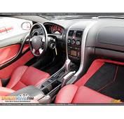 Red Interior  2004 Pontiac GTO Coupe Photo 3