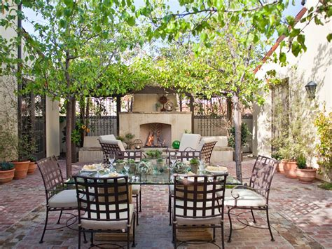 stylish  functional outdoor dining rooms outdoor
