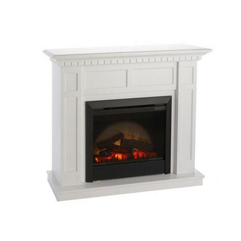 caprice with mantel electric fireplace