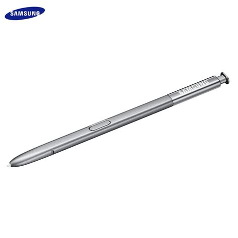 Ori Samsung Note S Pen Silver stylus original s pen inductive silver pentru galaxy note 7 fan edition ej pn930bsegww