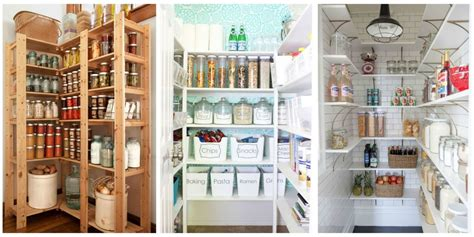 14 beautiful pantries that will fulfil your organisation