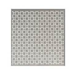 Decorative Metal Sheets Home Depot 36 in x 36 in union jack aluminum in silver 57208 the home depot