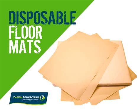 Disposable Mats - disposable floor mats