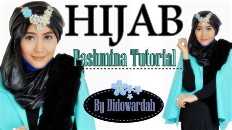 tutorial hijab pesta modern youtube tutorial hijab modern pashmina tutorial hijab pesta by