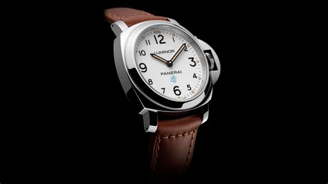Luminor Panerai For panerai luminor base and marina logo look
