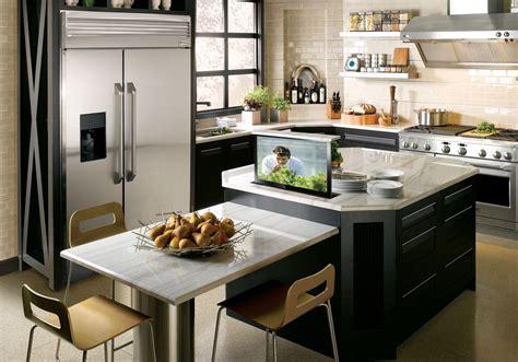 small kitchen televisions small tv lift nexus 21 tv lifts