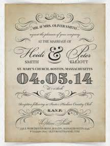 templates for wedding invitations free to 26 vintage wedding invitation templates free sle